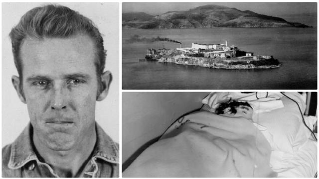 John Anglin berättar om flykten från Alcatraz i brev