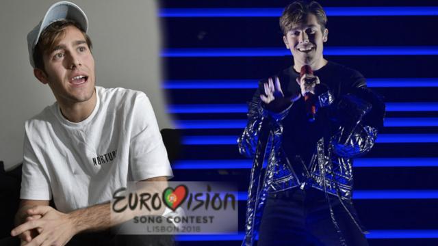 Ryssland sager nej till eurovision via lank